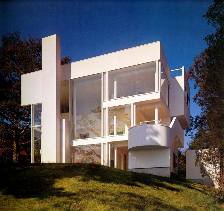 Postmodern Architecture Homes idesign / styles / postmodernism